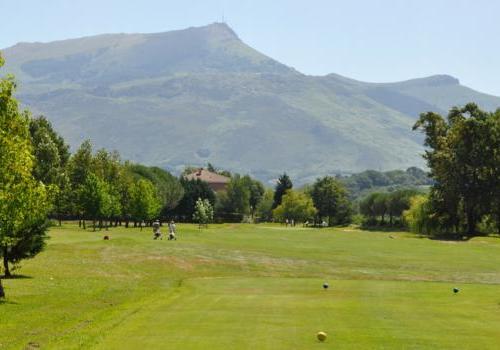 Le golf de Chantaco