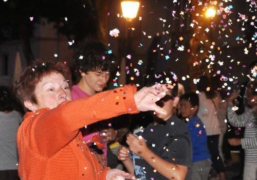 Bataille de Confettis