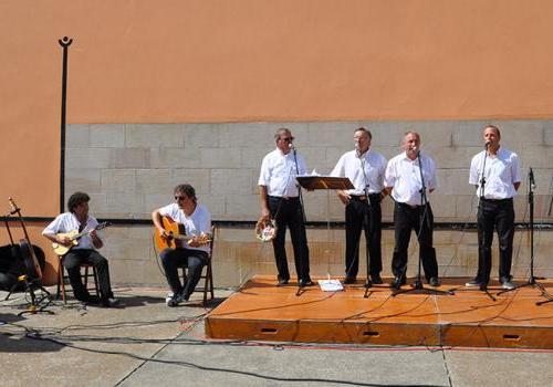 Arrantzaleak - Choeurs Basques